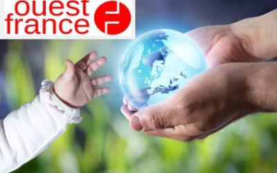 Ouest-France – 31 août 2016 – «Pour une écologie de l'humanité»