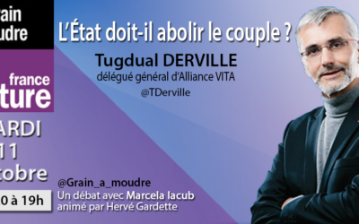 France Culture – 11 octobre 2016 – Émission «Du grain à moudre»