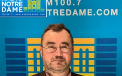 Radio Notre-Dame – 29 septembre 2016 – Emission «Vox Libri»